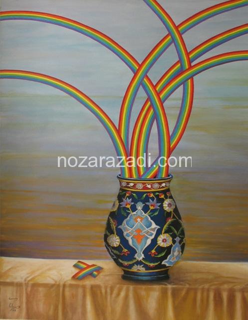 the-beeming-light-oil-on-canvas-158cm-x-86cm